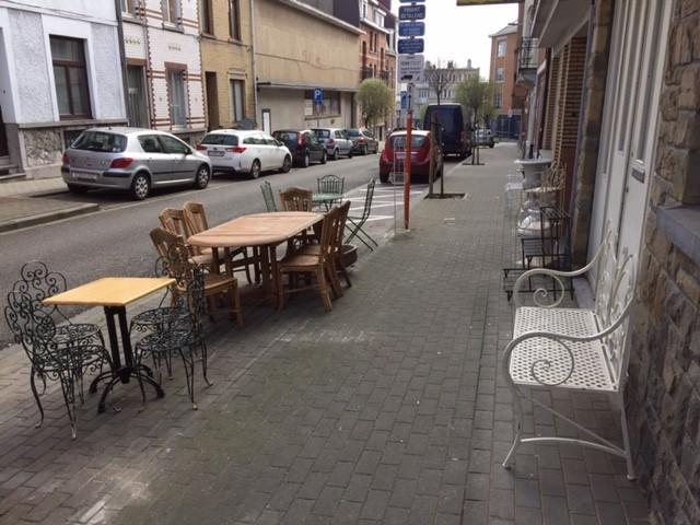 meubles de jardin , Bruxelles